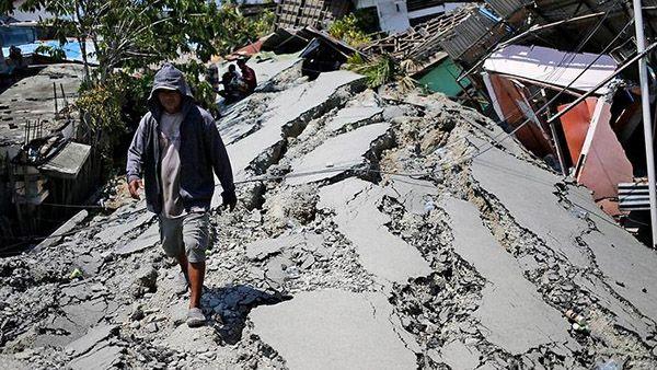 Licuefaccion en tsunami