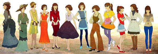 vanguardismo en la moda