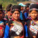 Ejemplos de grupos étnicos
