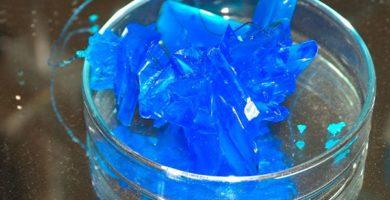 ejemplos de cristalizacion