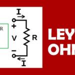 ejemplos de la ley ohm