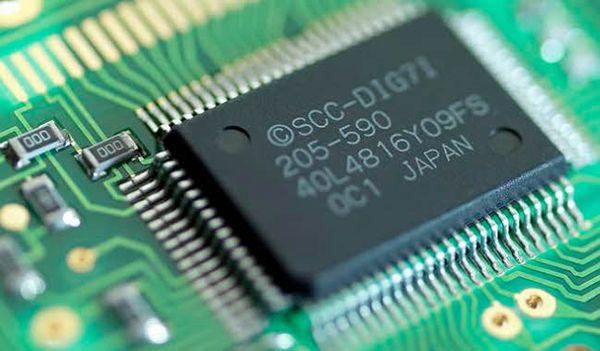 ejemplos de microprocesadores
