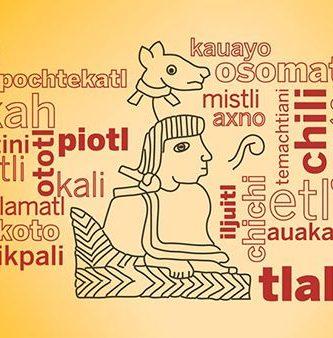palabras en nahuatl